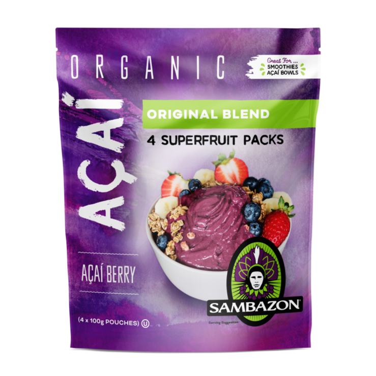 ACAI ORIGINAL BLEND+GUARANA